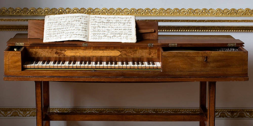 Johann Christian Bach's Piano