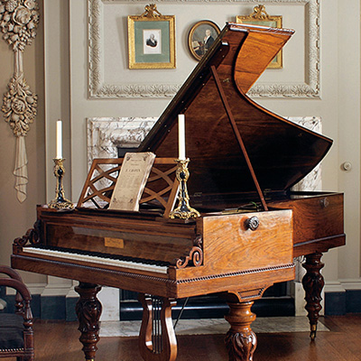 CHOPIN'S 'OWN' GRAND PIANO