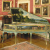 3 Ruckers Harpsichord, general view