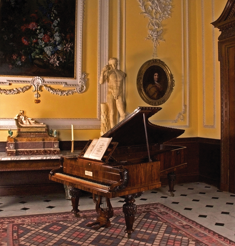 Chopin's English Grand Piano
