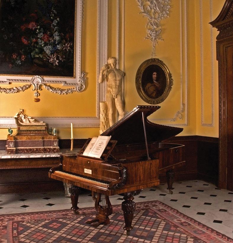 Chopin's English Grand Piano