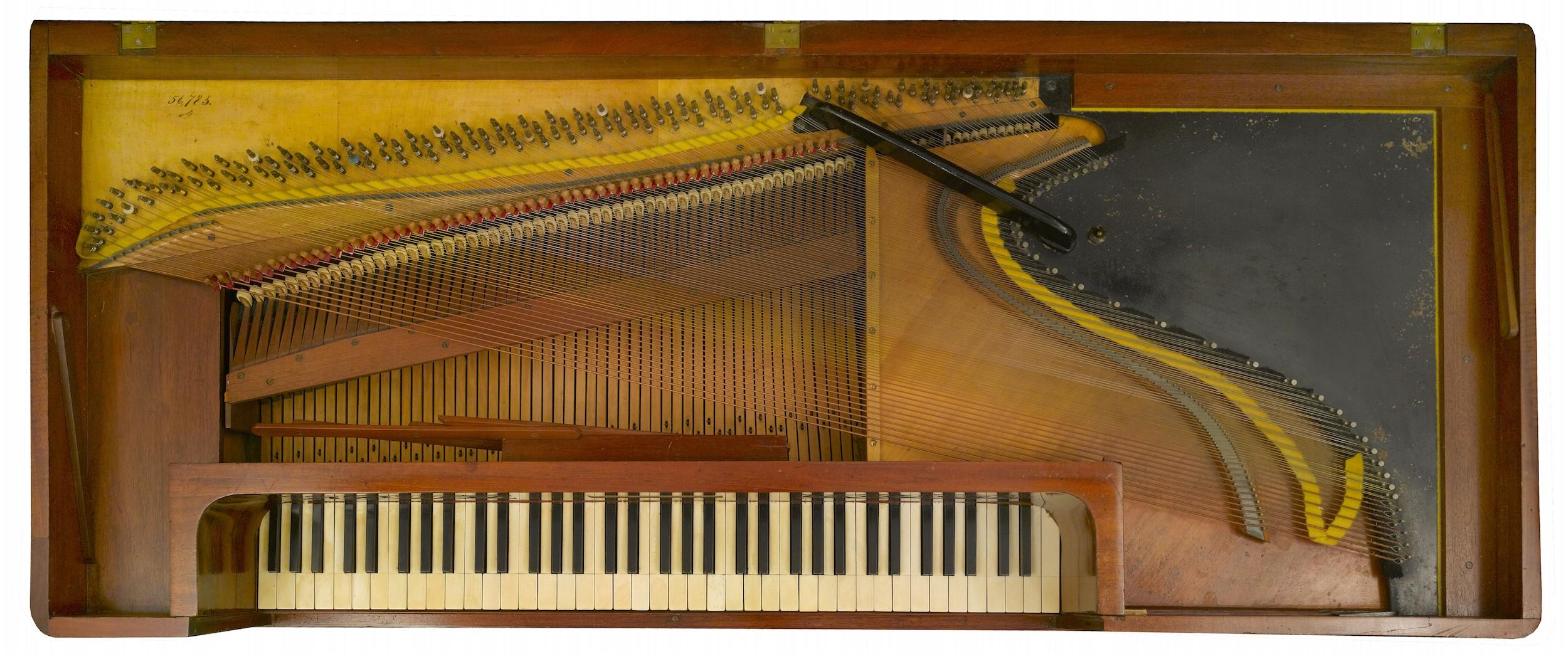 31 Elgar's Piano, strings