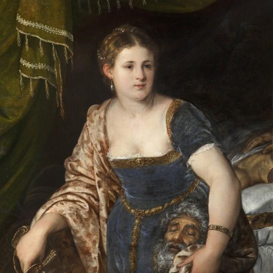 Lambert Sustris – Judith with the Head of Holofernes