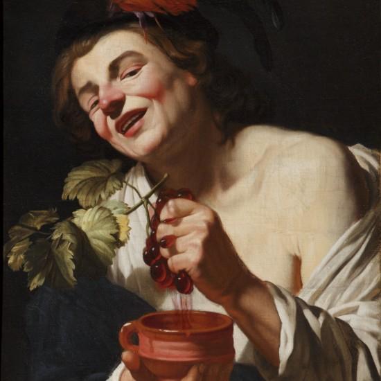 Gerrit van Honthorst – Allegory of Taste