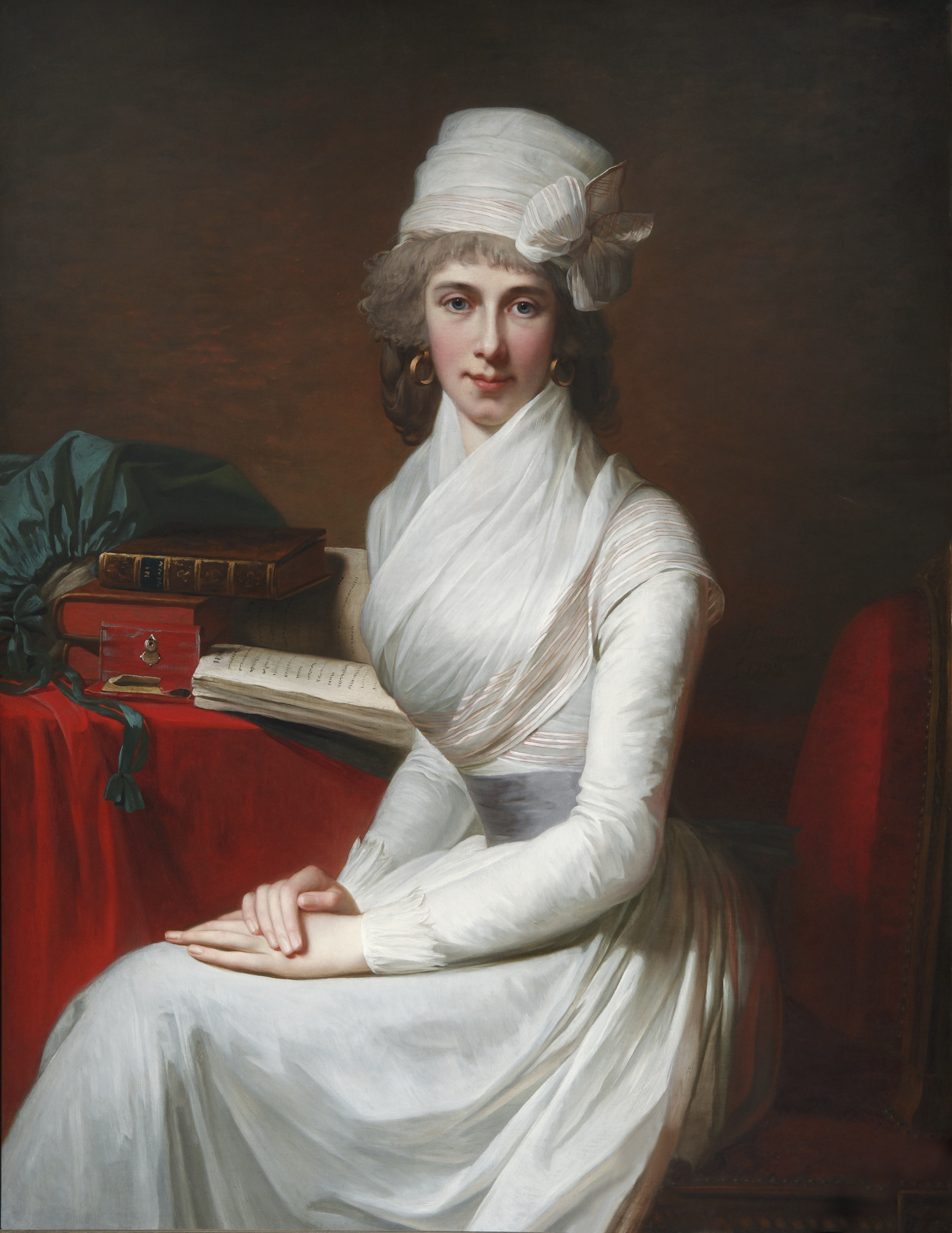 Jean-Laurent Mosnier – Catherine Cobbe, the Hon. Mrs Henry Pelham