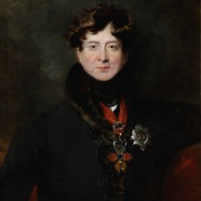 Sir Thomas Lawrence - George IV in Private Dress