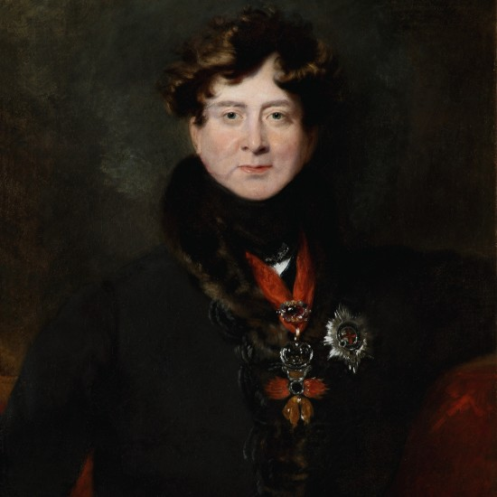 Sir Thomas Lawrence – George IV in Private Dress