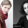 Maggie Cole and Julia Doyle