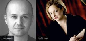 Daniel Goode and Sophie Yates