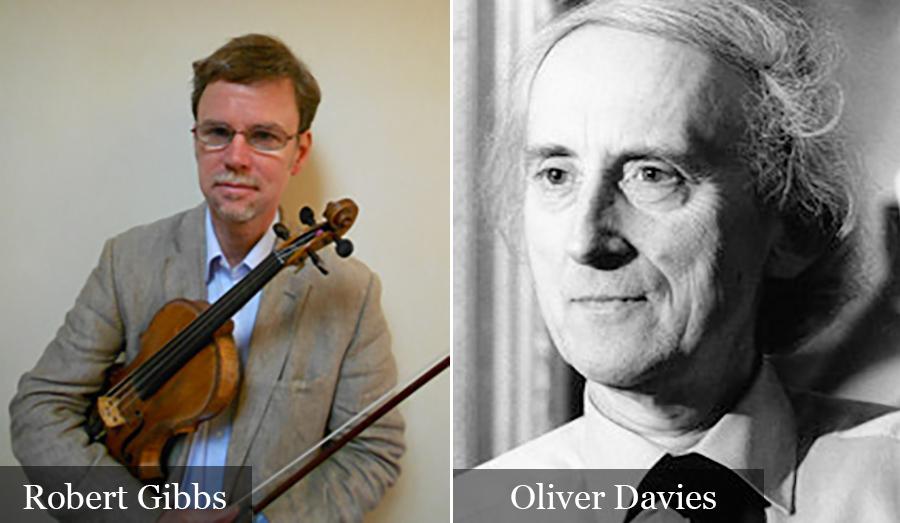 Robert Gibbs and Oliver Davies