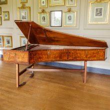 44 Weber Harpsichord