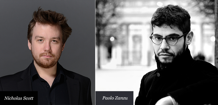 Nicholas Scott and Paolo Zanzu