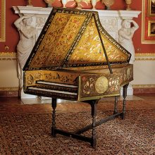 2 1623 English Harpsichord