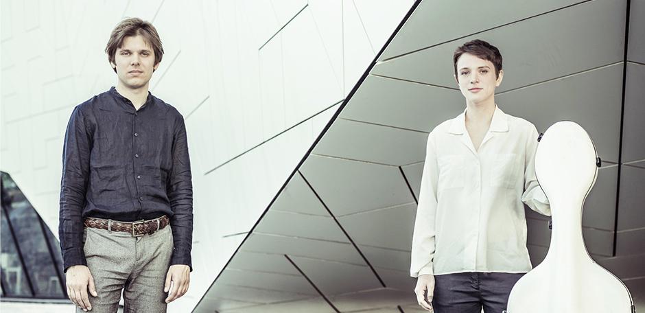 Artem Belogurov and Octavie Dostaler-Lalonde