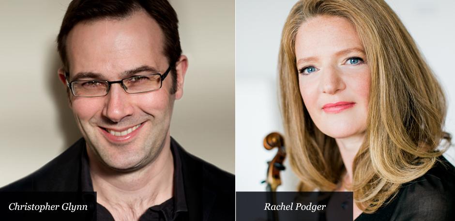 Rachel Podger and Christopher Glynn